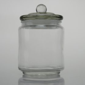 Glass Jar - Medium