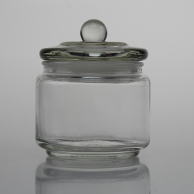 Glass Jar - Small