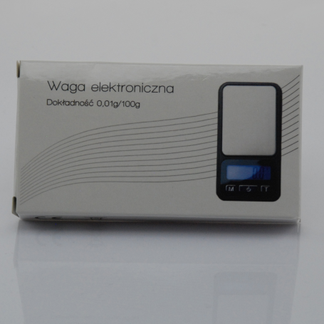 Waga elektroniczna 0,01g - 100g