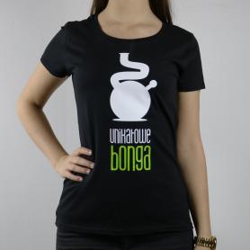 T-Shirt from Unikatowe Bonga - Black