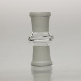 Szklana przejściówka 18,8 mm / 18,8 mm