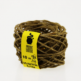 Hemp wick 10m - spool