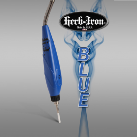 Vaporiser Herb-Iron Blue