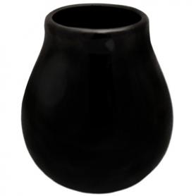 Matero ceramiczne Calabaza czarne