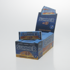 Summer of 69 Papers - Blue