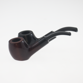 """Wooden pipe """"Golden Pipe"""" No. 40"""