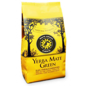 Mate Green FUERTE yerba mate - Mate Green