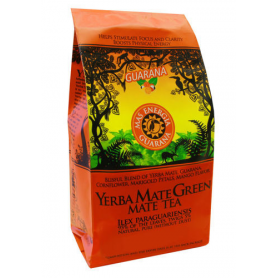 Mate Green MAS ENERGIA GUARANA yerba mate 200 g