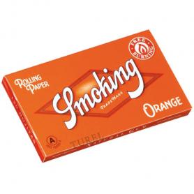 Bletki Smoking Orange - podwójne, krótkie