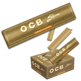 Bletki OCB Virgin Brown Slim