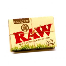 Bletki RAW Organic 1 1/2