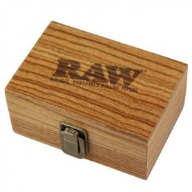 RAW Drewniane pudełko