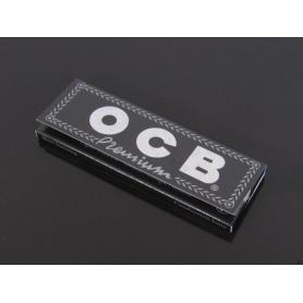 Bletki OCB BLACK 1/4