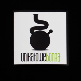 Wlepka Unikatowe Bonga