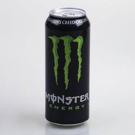 Schowek Monster Black