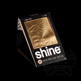 Bibułki Shine 24K Gold 1 1/4 (1 szt.)