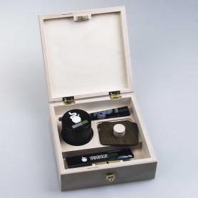 copy of Drewniane pudełko na akcesoria do skręcania