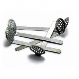 Metalowe sitko długie - 15 mm