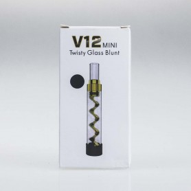 V12 mini TWISTY GLASS BLUNT