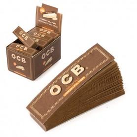 Filterki OCB Vir. Brown Tips