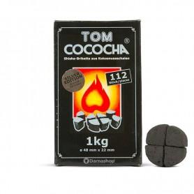 Węgle Tom Cococha Silver 1 kg