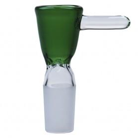Zielony Cybuch z Rączką (18.8 mm)