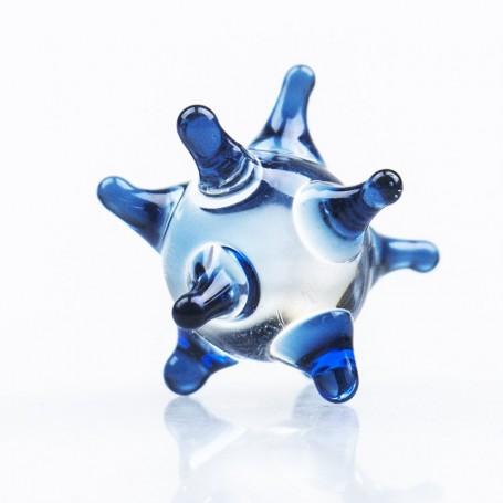 Sitko szklane - Niebieskie