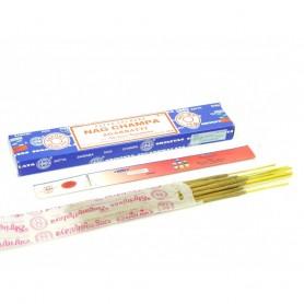 Satya Sai Baba Nag Champa Agarbathi Incense Sticks 15g
