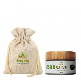 CBD Salve – maść konopna 1% (300mg) – 30ml