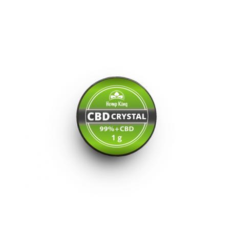 CBD Kryształ 99% 1g