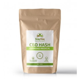 CBD Hash Diamond Medical – 17% CBD I 1g