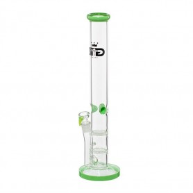 Bongo Grace Glass Straight Green 45 cm