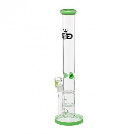 Bongo Grace Glass Straight Green 45 cm