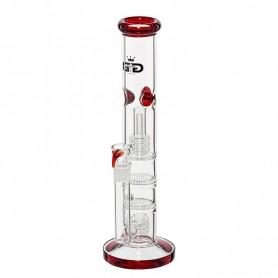 Bongo Grace Glass Five Floors Red 36 cm