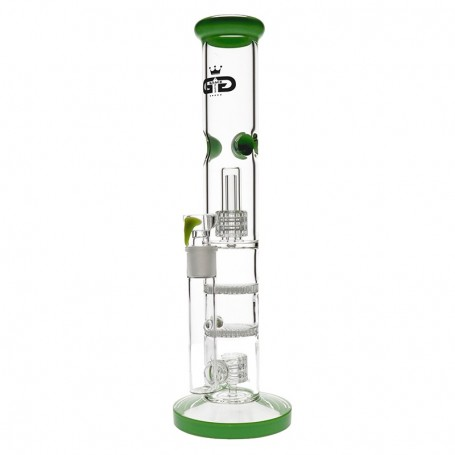 Bongo Grace Glass Five Floors Green 36 cm