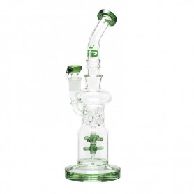 Bongo Grace Glass Green Wir 34 cm