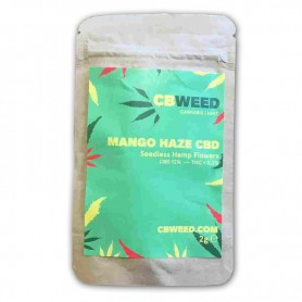 CBWeed Cannabis Light Mango Haze CBD - 2g
