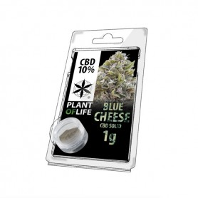 Plant of Life Hash Blue Cheese CBD - 10% CBD I 1g