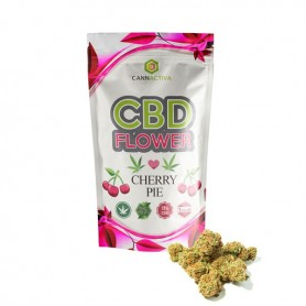 Susz Cannactivia 5 g - Cherry Pie 11% CBD