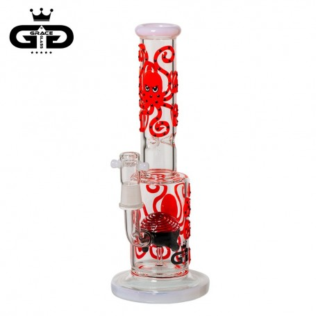 Grace Glass | Octopoda Series | The Psychedelic Red