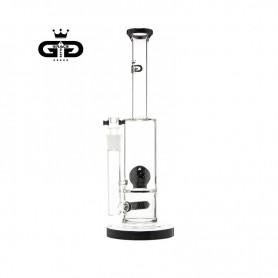 Bongo Grace Glass Black Ball 40 cm