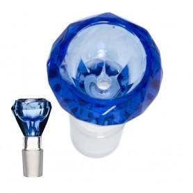 Cybuch Diamond - Niebieski / 18.8 mm